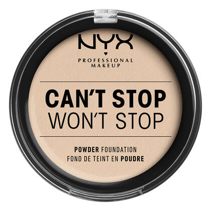 Can't Stop Won't Stop Μέικ Απ σε Μορφή Πούδρας