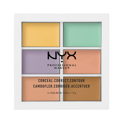 Color Correcting Παλέτα Concealer