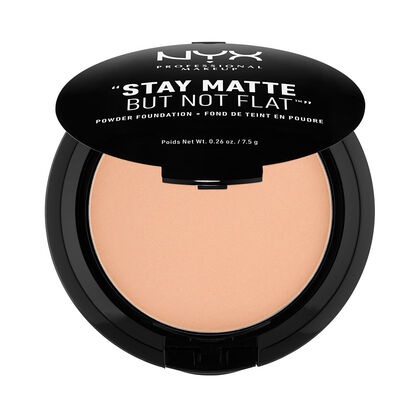Stay Matte But Not Flat Powder Μέικ Απ