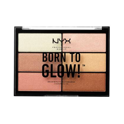 Born To Glow Highlighting Παλέτα Μακιγιάζ
