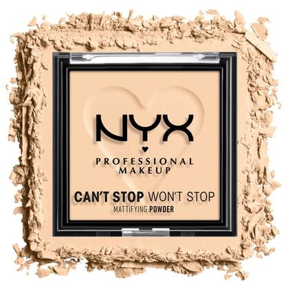Can't Stop Won't Stop Ματ Πούδρα