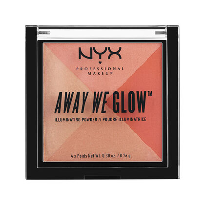 Away We Glow Illuminating Powder Highlighter