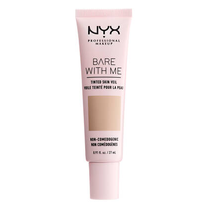 Bare With Me Tinted Skin Veil Κρέμα με Χρώμα