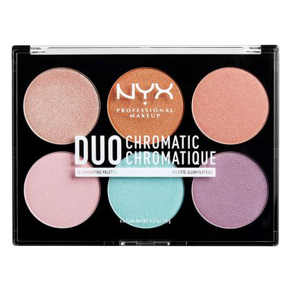 Duo Chromatic Illuminating Palette Παλέτα Highlighter
