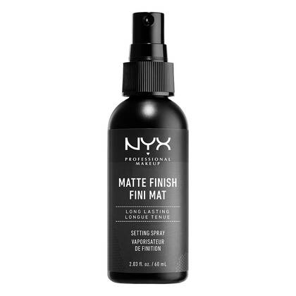 Makeup Setting Spray - Matte Finish